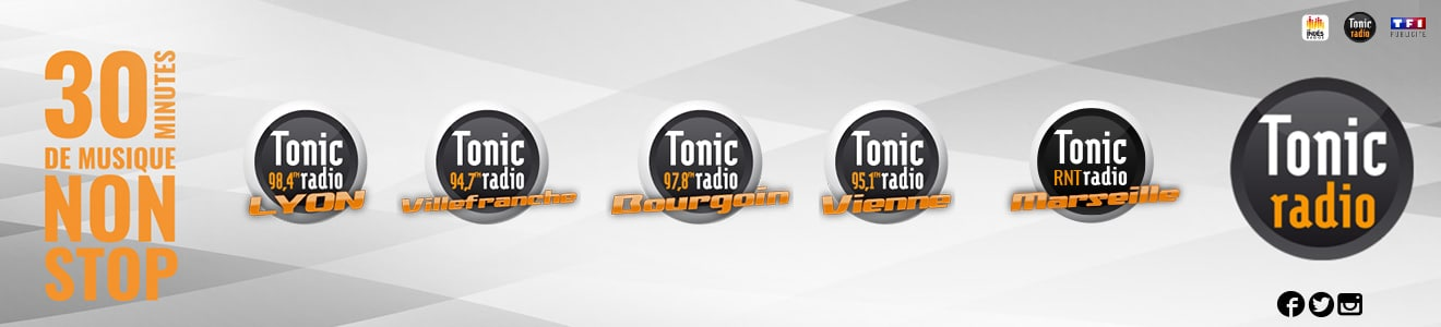 Programmation Tonic Radio